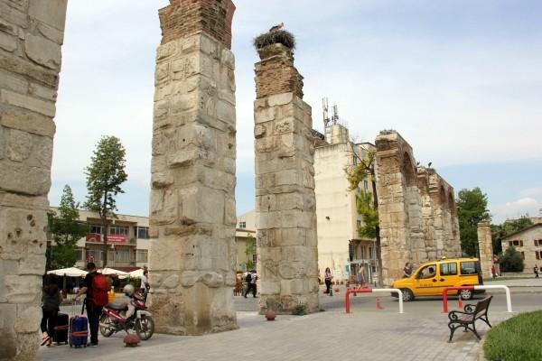 Éfeso na Turquia como chegar a Éfeso qual cidade dormir bate-volta Istambul IMG_4967