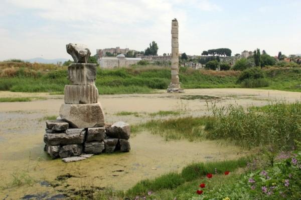 Éfeso na Turquia como chegar a Éfeso qual cidade dormir bate-volta Istambul IMG_4994