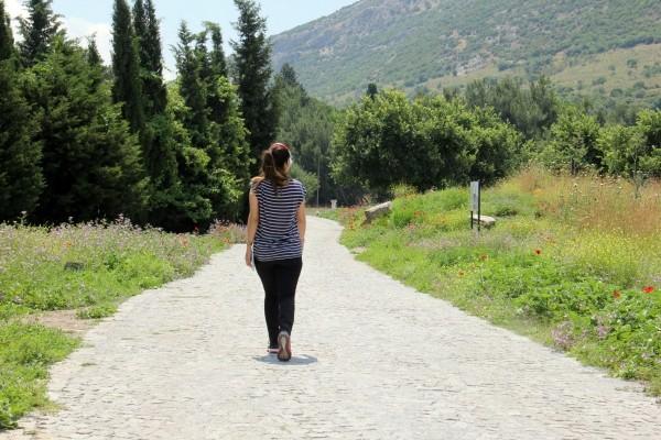 Éfeso na Turquia como chegar a Éfeso qual cidade dormir bate-volta Istambul IMG_5057