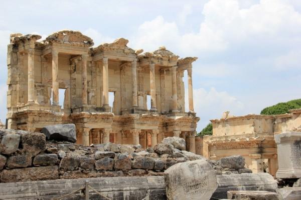 Éfeso na Turquia como chegar a Éfeso qual cidade dormir bate-volta Istambul IMG_5118