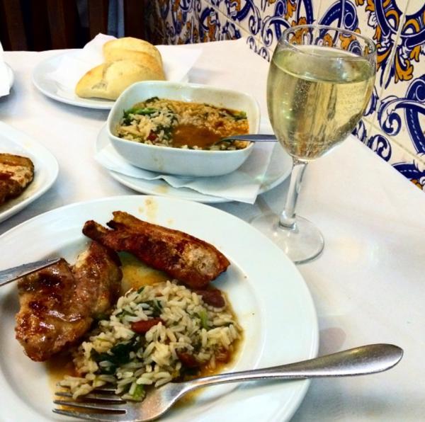 onde comer no Porto Portugal Assador Tipico