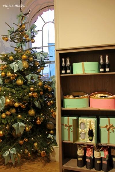 Inverno Dezembro Natal em Londres o que fazer vale a pena frio