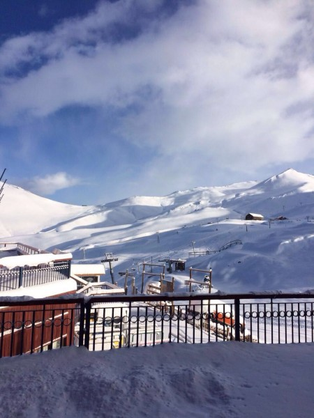 valle nevado 2016