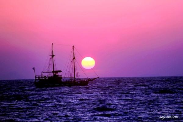 verao europeu roteiro viagem romantica lua de mel italia grecia turquia por do sol santorini