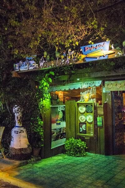 Onde comer em Porto de Galinhas Beijupirá - entrada