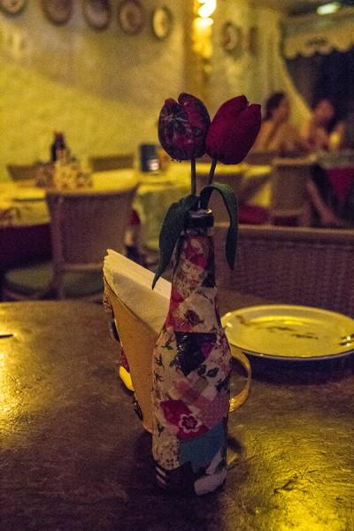 Onde comer em Porto de Galinhas Beijupirá - flor da mesa