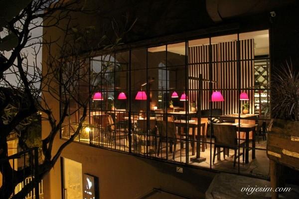 Hotel de Santa Teresa restaurante Téreze
