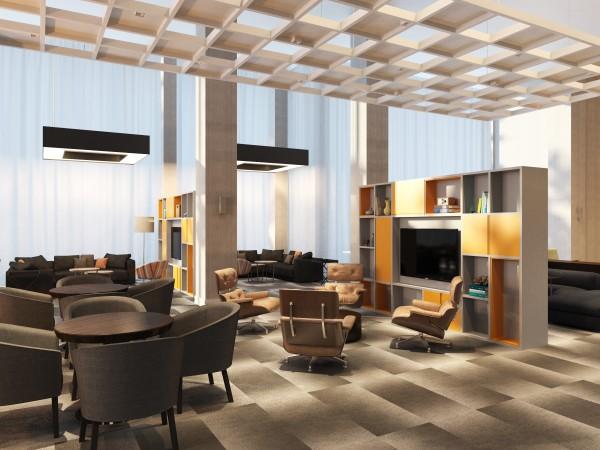 Marriott International inaugura no Rio 1ª hotel duas marcas do Brasil