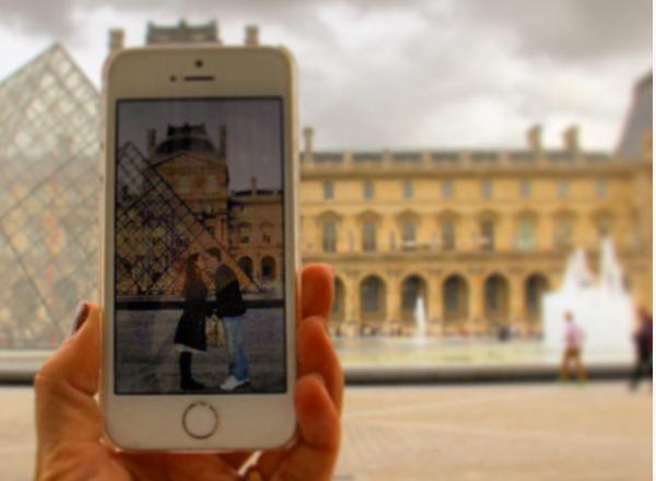 7 passeios românticos em Paris: