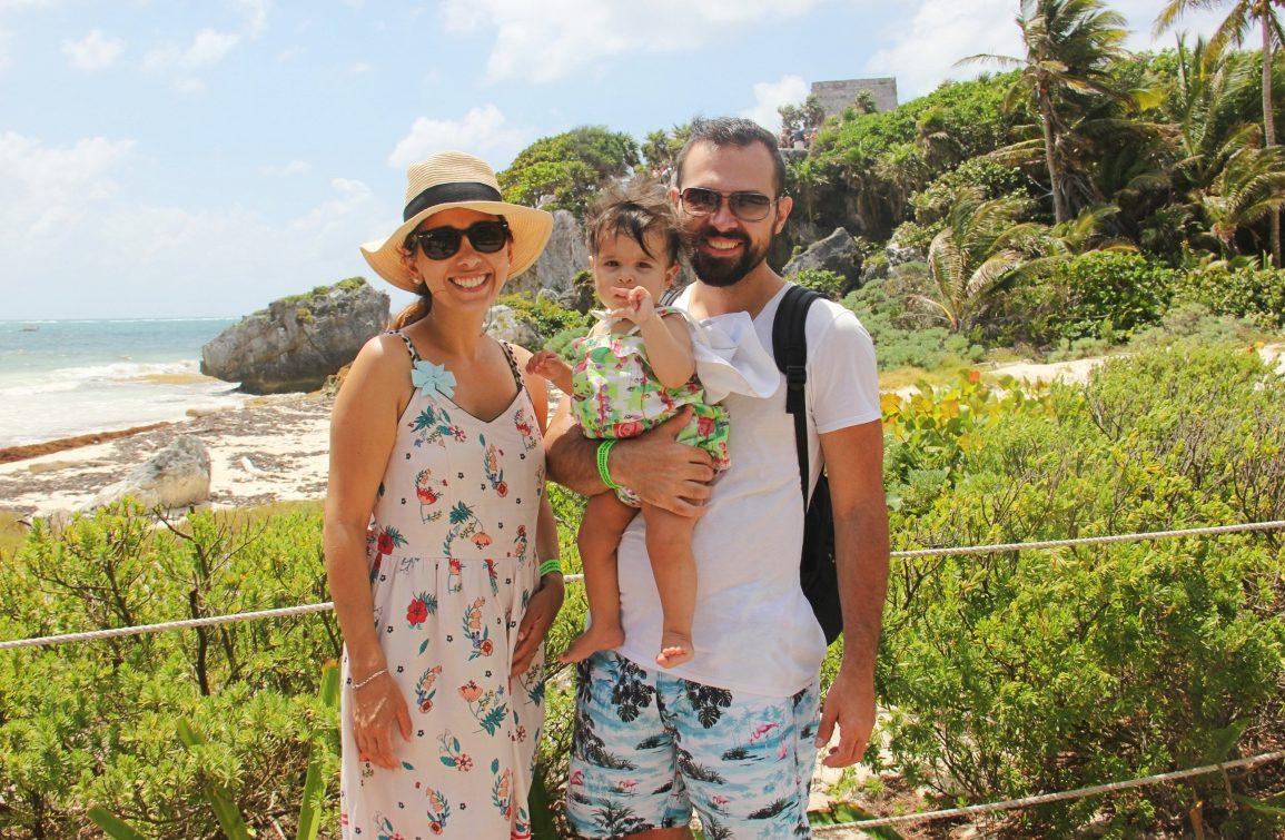 Riviera Maia com bebê: toda as dicas para visitar o México em família