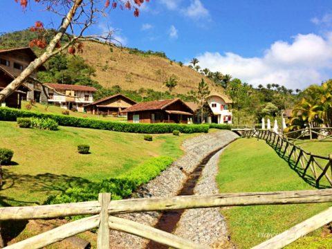 Fazenda Suíca é uma das áreas do Le Canton